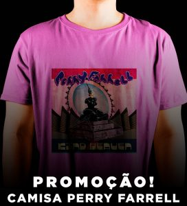 Camisa Perry Farrell