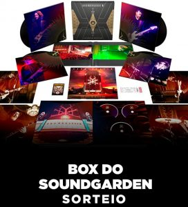 Box do Soundgarden