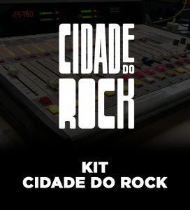 Kit Cidade do Rock