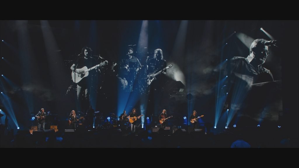 "Eagles anuncia ""Live from The Forum MMXVIII"""