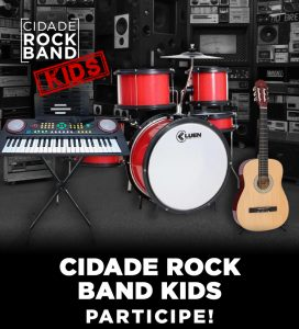 Rock Band Kids