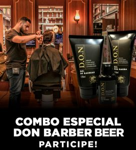 Combo Especial – Don Barber Beer