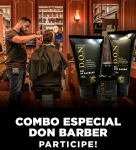 Combo Don Barber Beer
