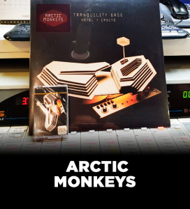 Arctic Monkeys (Vinil + K7)