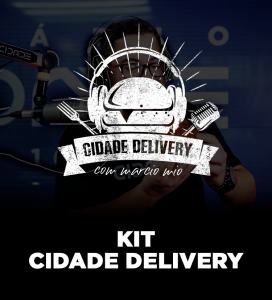 Kit Cidade Delivery