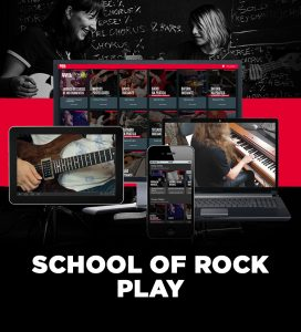 School of Rock Play